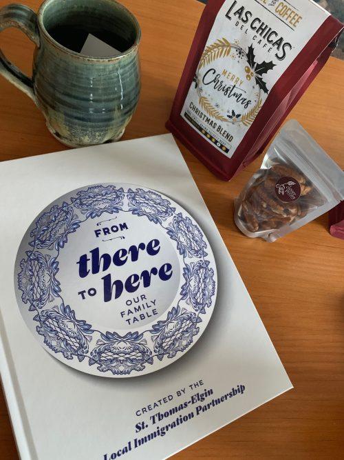 Gift set coffee mug